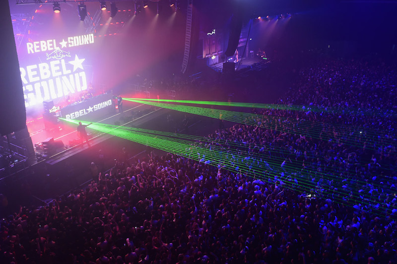 Reviewed- Red Bull Culture Clash